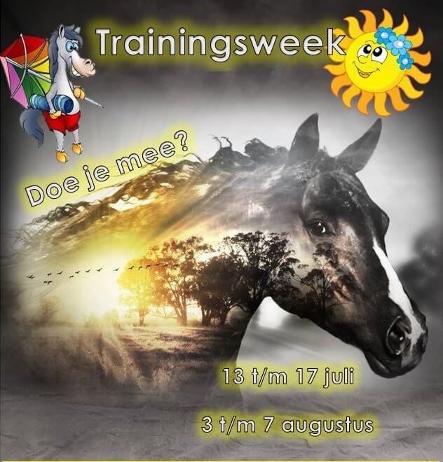 Trainingsweek 2020
