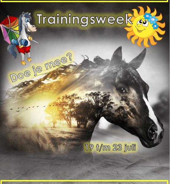 Trainingsweek 2021